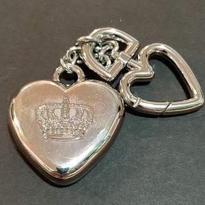 Juicy Couture Harry Keychain Fob Handbag Charm